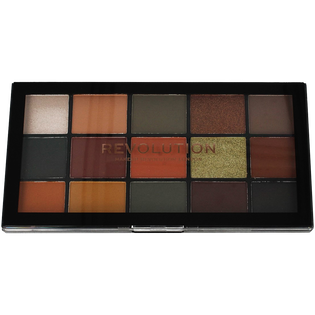 Revolution Makeup_Iconic Division_paleta cieni do powiek, 11 g