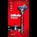 Gillette_Mach3 Turbo_maszynka do golenia męska, 1 szt., wkłady, 2 szt./1 opak._1