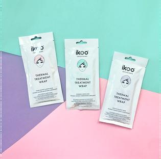 Ikoo_Thermal Treatment Wrap_maska do włosów farbowanych w formie czepka, 35 g_3