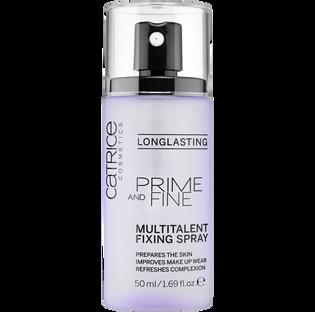 Catrice_Prime and Fine_utrwalacz do makijażu w sprayu, 50 ml