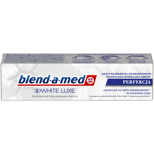 Blend-A-Med_3D White Luxe Perfection_wybielająca pasta do zębów, 75 ml_2