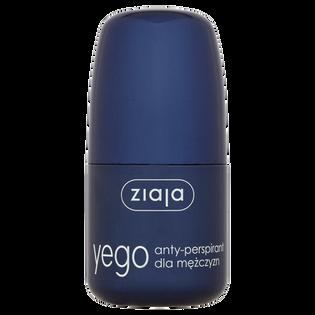 Ziaja_Yego_antyperspirant męski w kulce, 60 ml