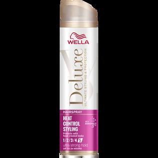 Wella_Deluxe Heat Styling_lakier do włosów ultra mocny, 250 ml