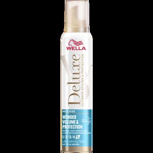 Wella_Deluxe Wonder Volume & Protection_pianka do włosów ultra mocna, 200 ml