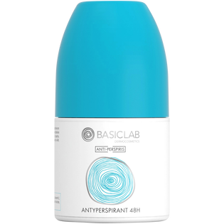 Basiclab_antyperspirant damski w kulce, 60 ml_1