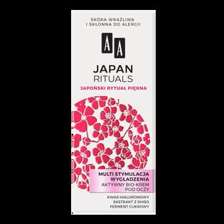 AA_Japan Rituals_aktywny bio-krem pod oczy, 15 ml