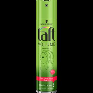 Taft_Volume_lakier do włosów dodający objętości, 250 ml