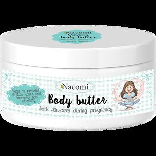 Nacomi_masło do ciała dla kobiet w ciąży, 100 ml