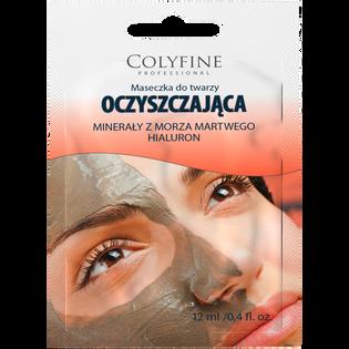 Colyfine_Oczyszczająca_maseczka do twarzy oczyszczająca, 12 ml