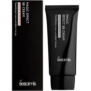 Sesamis_Magic Effect_krem BB do twarzy wyrównujący kolory skóry, 50 ml