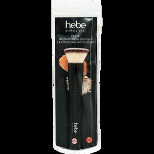Hebe Professional_pędzel do podkładów płynnych i kosmetyków mineralnych F03, 1 szt._2