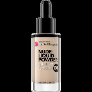 Bell HypoAllergenic_Nude Liquid Powder_pudrowy podkład matujący w płynie do twarzy 02, 25 g_1