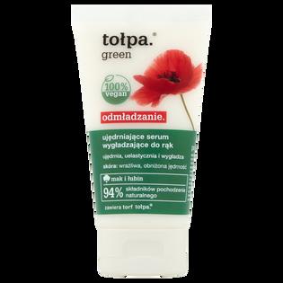 Tołpa_Green Odmładzanie_ujędrniające serum wygładzające do rąk, 75 ml