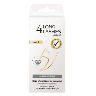 Long 4 Lashes_Nails_serum utwardzające do paznokci, 10 ml