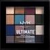 Nyx_Ultimate_paleta cieni do powiek ash, 13,3 g_1