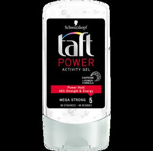 Taft_Power Activity_żel do stylizacji włosów, 150 ml