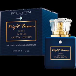Jacques Battini_Swarovski Crystal Night Dream_woda perfumowana damska, 50 ml