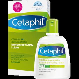 Cetaphil_nawilżający balsam do twarzy i ciała, 250 ml