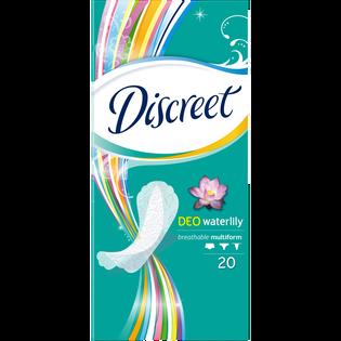 Discreet_Waterlily Multiform_wkładki higieniczne, 20 szt./1 opak._1