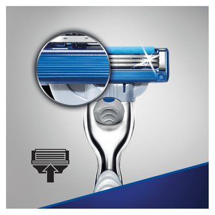 Gillette_Mach3 Turbo_maszynka do golenia męska, 1 szt., wkłady, 2 szt./1 opak._4
