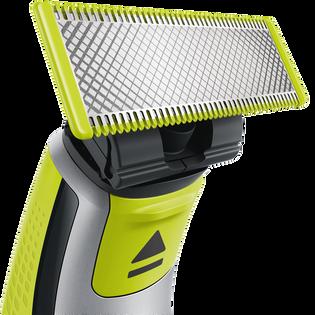 Philips_OneBlade QP2530/20_zestaw do twarzy: maszynka do golenia, 1 szt. + nasadki, 4 szt. + ładowarka, 1 szt._4