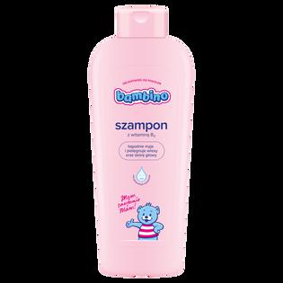 Bambino_szampon z witaminą B3, 400 ml