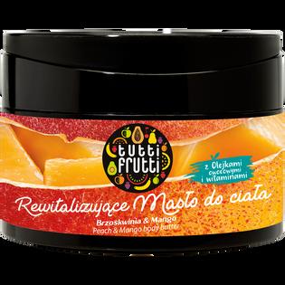 Tutti Frutti_Brzoskwinia & Mango_rewitalizujące masło do ciała, 200 ml_2