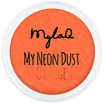 Mylaq My Neon Dust Orange