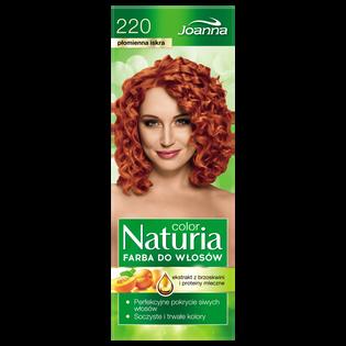 Joanna_Naturia Color_farba do włosów 220 płomienna iskra, 1 opak.