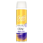 Gillette Satin Care & Olay Violet Swirl