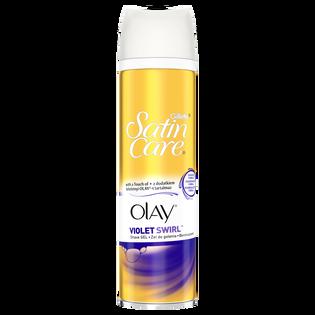Gillette_Satin Care & Olay Violet Swirl_żel do golenia damski, 200 ml
