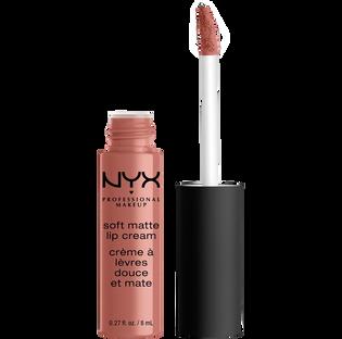 NYX Professional Makeup_Soft Matte_pomadka w płynie do ust Cabo, 8 ml_1