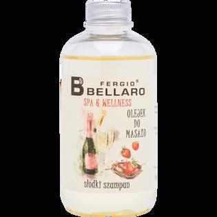 Fergio Bellaro_Słodki szampan_olejek do masażu ciała, 200 ml