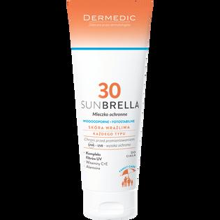 Dermedic_Sunbrella_mleczko ochronne do ciała, 260 ml