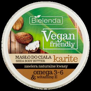 Bielenda_Vegan Friendly_kremowe masło do ciała z naturalnym masłem karite, 250 ml_1