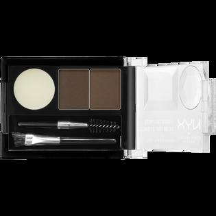 NYX Professional Makeup_Eyebrow Cake_puder do brwi dark brown, 2,65 g_2