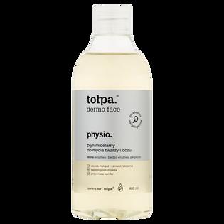 Tołpa_Dermo Face_płyn micelarny do mycia twarzy i oczu, 400 ml