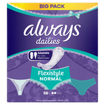 Always Dailies Fresh & Protect Flexistyle Normal