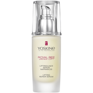 Yoskine_Royal Bee_liftingujące serum naprawcze do twarzy, 30 ml_1