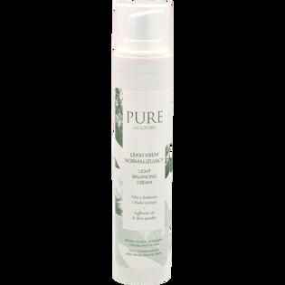 Pure By Clochee_lekki krem normalizujący do twarzy, 50 ml_1