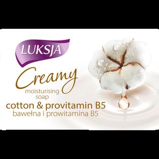 Luksja_Creamy_mydło w kostce, 90 g