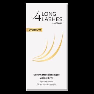 Long 4 Lashes_serum przyspieszające wzrost brwi, 3 ml