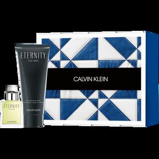 Calvin Klein_Eternity_zestaw: woda toaletowa męska, 30 ml + żel do mycia ciała i włosów, 100 ml_1
