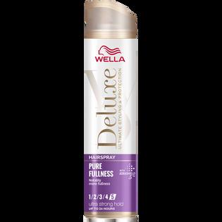 Wella_Deluxe Pure Fullness_lakier do włosów ultra mocny, 250 ml