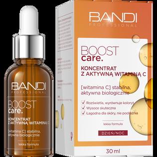 Bandi_Boost Care_koncentrat z aktywną witaminą C do twarzy, 30 ml_2