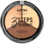Nyx 3 Steps To Sculpt