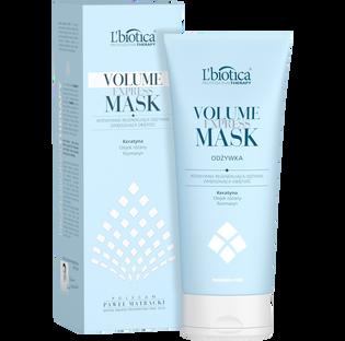 L'Biotica_Volume_maska do włosów, 200 ml