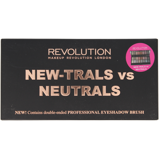 Revolution Makeup_New-Trals vs Neutral_paleta cieni do powiek, 16 g_2