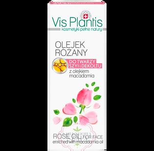 Vis Plantis_olejek do twarzy, szyi i dekoltu, 30 ml_2