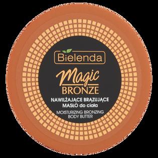 Bielenda_Magic Bronze_nawilżające brązujące masło do ciała, 200 ml_1